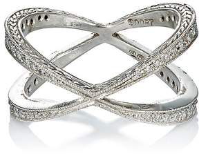 Cathy Waterman Women's Infinity Ring