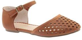 Nine West Girls' Vivien Quarter Strap Sandal