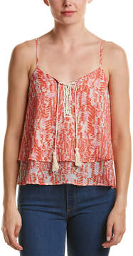 Collective Concepts Layered Halter Top