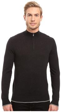 Agave Denim Graftin Long Sleeve Supima 14GG Men's Long Sleeve Pullover