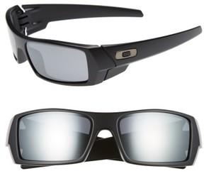 Oakley Men's Gascan 60Mm Sunglasses - Black