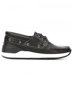 Givenchy stylised boat shoes