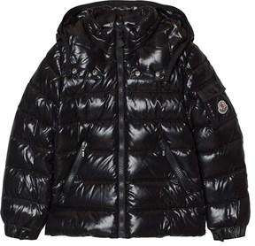 Moncler Black Bady Puffer Jacket