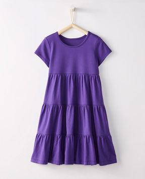 Hanna Andersson Twirl Power Dress