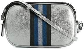Hogan stripe detail crossbody bag