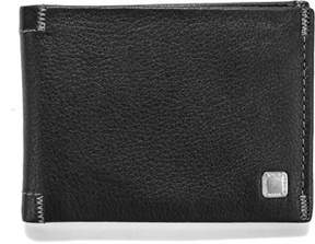 Steve Madden Soft Pebble Leather Slimfold Wallet.