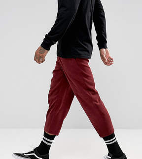 Reclaimed Vintage Inspired Relaxed Pants In Cord