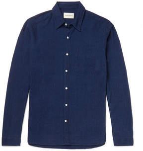 Oliver Spencer New York Slim-Fit Cotton Shirt