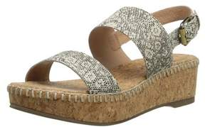 Corso Como Womens Sandy Open Toe Casual Platform Sandals.