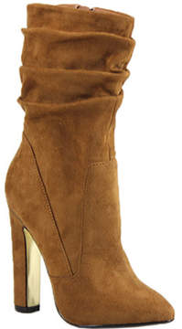 Luichiny Women's Cha Ching Ankle Boot