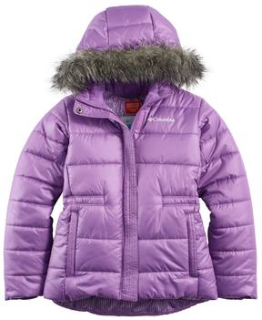 Columbia Girls 4-18 Thermal Coil Winter Chills Midweight Jacket