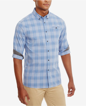 Kenneth Cole New York Men's Check-Print Shirt