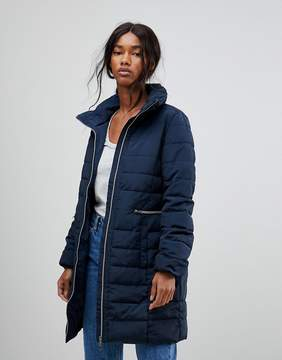 B.young Fitted Padded Coat
