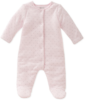 Absorba Girls' Footed Coverall