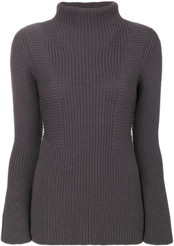 Bruno Manetti ribbed knit jumper