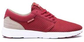 Supra Mens Hammer Run Low Top Lace Up Fashion Sneakers.