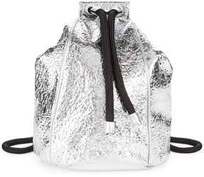 KENDALL + KYLIE Women's Meadow Textured Drawstring Backpack