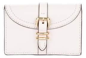 Lauren Ralph Lauren Leather Card Wallet
