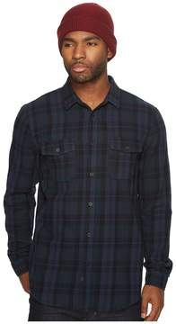 Globe Flanigan Long Sleeve Top Men's Long Sleeve Button Up