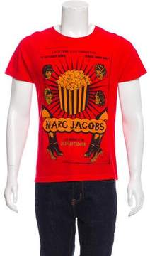 Marc Jacobs Movie Night Graphic T-Shirt