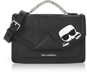 Karl Lagerfeld K/Ikonik Klassik Shoulder Bag