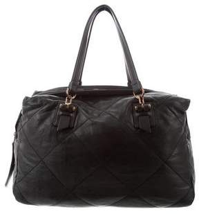 Lanvin Leather Shoulder Bag
