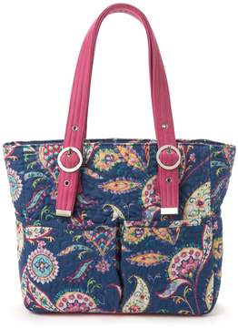 Donna Sharp Elaina Paisley Shoulder Bag
