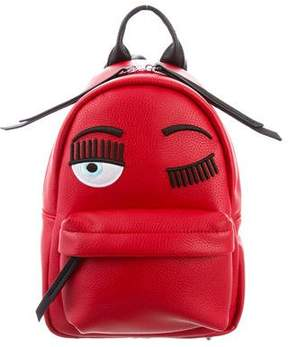 Chiara Ferragni Flirting Eye Backpack