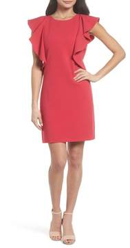 Chelsea28 Ruffle Shift Dress