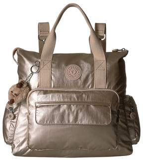 Kipling Alvy Bags - SPARKLY GOLD - STYLE