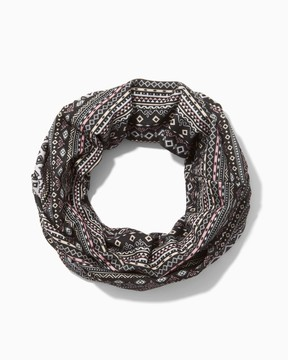Geo Printed Hair Wrap