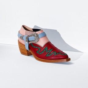Tommy Hilfiger Final Sale-Ankle Cowboy Boot
