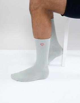 Diamond Supply Co. Socks With Small Logo