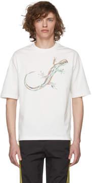 Cottweiler White Dryland T-Shirt