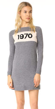 Bella Freud 1970 Crew Neck Dress