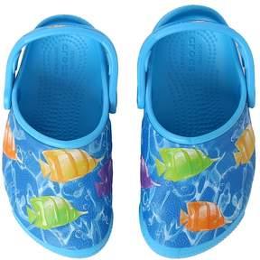 Crocs CrocsFunLab Lights Fish (Toddler/Little Kid)