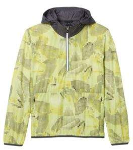 BOSS Hugo Feather Digi-Camo Print Jacket Jepico L Yellow