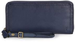 Frye Women's Lily Leather Zip-Around Wallet