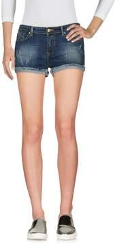 Bea Yuk Mui BEAYUKMUI Denim shorts