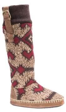 Muk Luks Women's Angela Slipper Boot