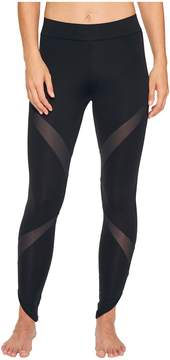 Puma Evo Mesh Insert Leggings Women's Workout