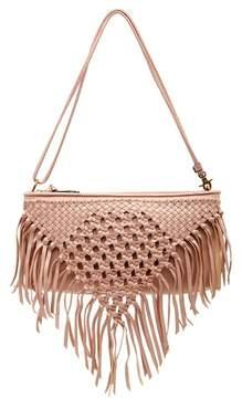 The Sak Lomita 3 Way Leather Shoulder Bag