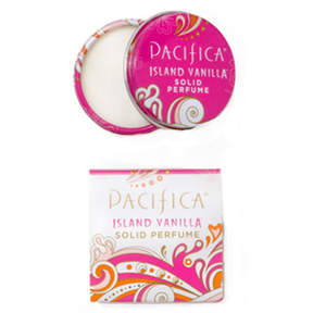 Pacifica Island Vanilla Solid Perfume by 0.33oz Perfume)