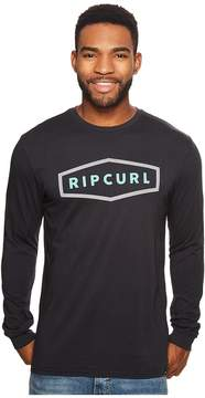 Rip Curl Hombre Heritage Long Sleeve Men's T Shirt