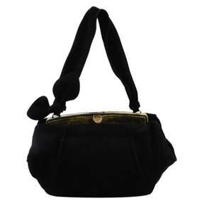 Alaia Black Exotic leather Handbag