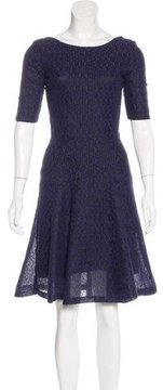 Christian Dior Knit A-Line Dress