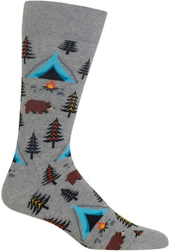 Hot Sox Men's Camping Socks