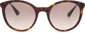 Prada PR17SS Cinema Havana Phantos sunglasses