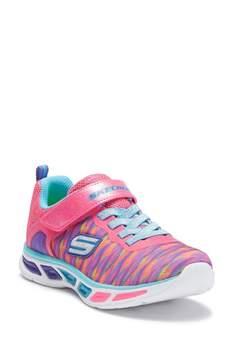 Skechers Lite Beams Color Burst Sneaker (Toddler & Little Kid)