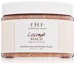 FarmHouse Fresh Coconut Beach Body Scrub